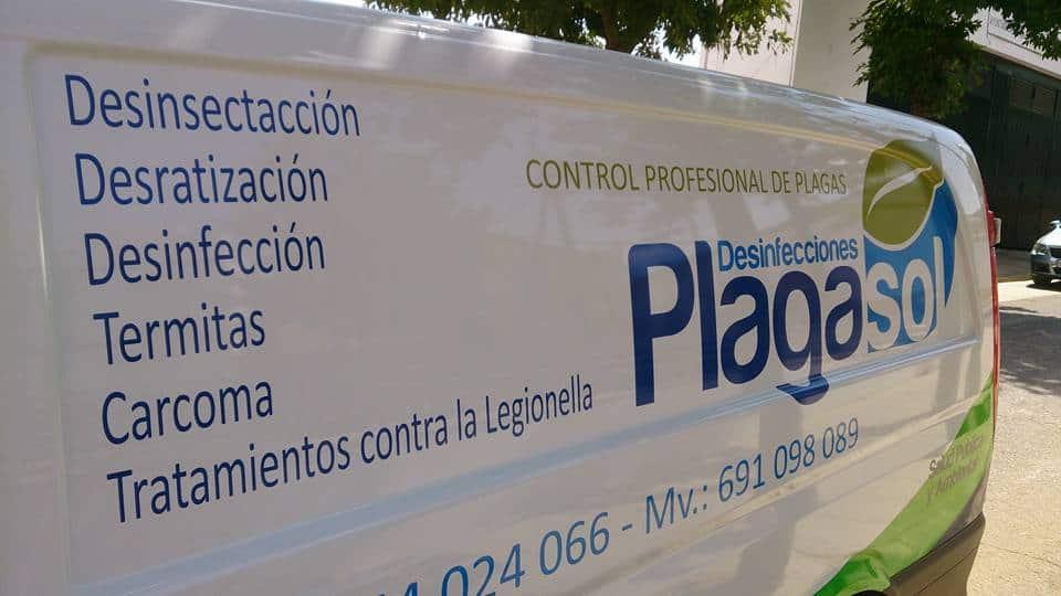 Control de Legionella en Écija