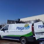 vehiculo plagasol
