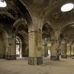 Vista parcial del interior fábrica artillería Sevilla
