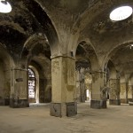 Plaga termitas que amenaza Fábrica de Artillería en Sevilla