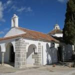 Plaga de termitas en el Santuario de la Virgen de Luna en Pozoblanco y Villanueva de Córdoba