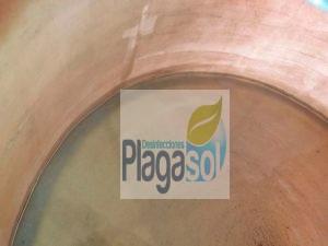 limpieza acumulador agua caliente sanitaria en empresa Sevilla