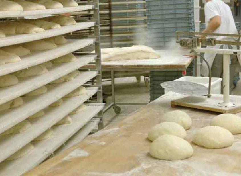 Industria Panadera y Pastelera