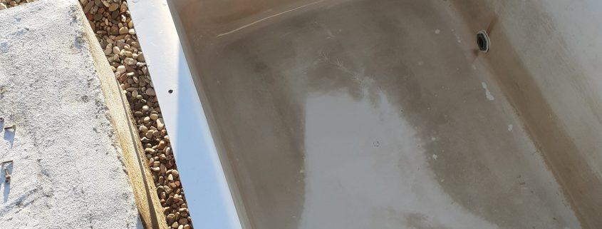 Limpieza deposito agua fría sanitaria en club de Córdoba