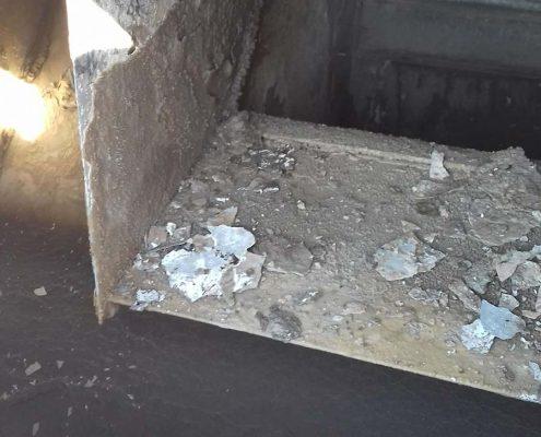 limpieza manual deposito de osmosis